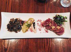 Bison Tataki  #food #foodporn #instafood #tataki #yummy #bison #instagood #鰹のたたき #dinner #lunch #breakfast #fresh #tasty #foodie #mushrooms #delicious #meat #foodpic #foodpics #eat #hungry #foodgasm #foodstagram #foodlover #foodphotography #foodie #mtlfood #montrealfood #foodiesmtl #tastemontreal #bouffemedia by ophelielassalle