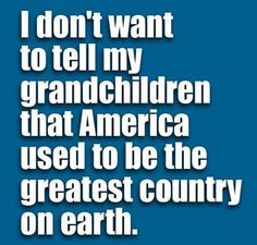 Rise Up Ye Sons of Liberty!  Proclaim to the American Haters:  No Hands on the Liberty Tree! Touch Not the Constitution of These United States!  Back Off Taking Away Our Amendment Rights!  Cease the Hate Speech which Attacks Christians and Their Way of Life!  Stop the Mocking Our Nation's Laws!  Let Liberty's Sons Rest Not Until Their Every  Vote has been cast!  A Republic that  that will not Vote - will not live in a Republic. Poor Voter Turnout is a Recipe For Disaster!
