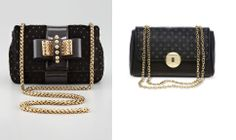 splurge vs. steal eshne.com petite fashion purses