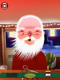Toca Boca Hair Salon-Christmas Gift : One of our favorite Christmas apps for kids