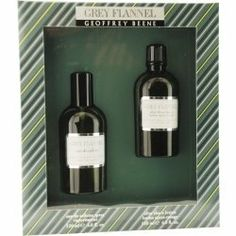 GREY FLANNEL by Geoffrey Beene Cologne Gift Set for Men (SET-EDT SPRAY 4 OZ & AFTERSHAVE LOTION 4 OZ by Geoffrey Beene. Save 50 Off!. $33.40. Concentration: Eau De Toilette. Year Introduced: 1976. Size: -. 100 % Genuine Fragrance.. Recommended Use: romantic. 100% Authentic GREY FLANNEL by Geoffrey Beene Cologne Gift Set for Men (SET-EDT SPRAY 4 OZ & AFTERSHAVE LOTION 4 OZ). Manufactured by the design house of Geoffrey Beene. GREY FLANNEL for MEN possesses a blend of orange, lemon, be...