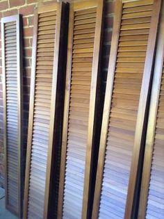 Wooden louvres | Building Materials | Gumtree Australia Swan Area - Woodbridge | 1116664814