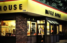 """FEMA uses a """"Waffle House index"""" to determine the severity of a natural disaster.  Since Waffle House prides itself on being open 24/7, FEMA uses the restaurant as an informal index to determine the impact of disasters. It has three stages: Green indicates an open restaurant with a full menu; yellow means the restaurant is serving a limited menu; and red means the Waffle House is closed. And if Waffle House is completely closed, you know things are bad:"""