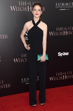 Rose Leslie Photos - 'The Last Witch Hunter' New York Premiere - Zimbio