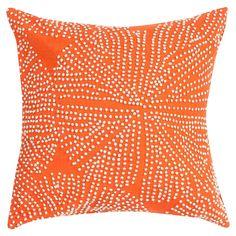 Jaipur En Casa by Luli Sanchez Pillows Handmade Cotton Pillow -