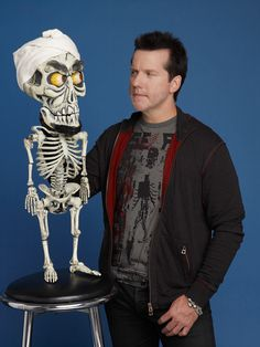 Achmed and Jeff Dunham bahahahahahahahah <3   I WILL KEIIILLL YOUU!
