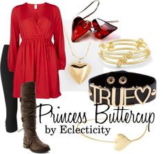 """""""Princess Buttercup"""" by whisperwings44 on Polyvore"""