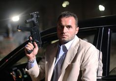 Jacob Hadar in the movie Mobster - www.mobsterthemovie.com #jacobhadar #mobsterthemovie #mobster #guns #hollywood #action #newmovie