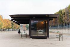 Ronan & Erwan Bouroullec Design - Kiosque