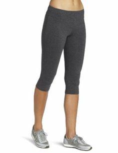 #4: Spalding Women's Capri Legging.