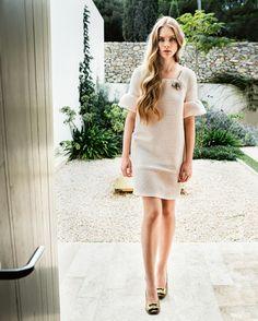 Burda Style Moda - Dulce y romántica - COLECCIONES - MODA - TENDENCIAS