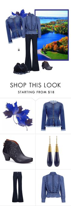 """""""Untitled #1103"""" by milliemarie ❤ liked on Polyvore featuring Rebecca Taylor, Pikolinos, Yossi Harari, J Brand, Citizens of Humanity and Diane Von Furstenberg"""
