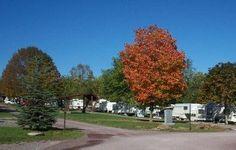 Scottyland Camping Resort in Rockwood, PA.
