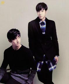 Yunho and Changmin, TVXQ Calendar 2014