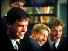 Dead Poets Society (1989) Trailer ( Robin Williams, Robert Sean Leonard and Ethan Hawke )