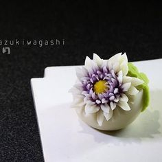 Japanese Deserts, Japanese Pastries, Japanese Sweets, Japanese Wagashi, Japanese Sushi, Wagashi Recipe, Eclairs, Cute Food Art, Chocolate Sweets