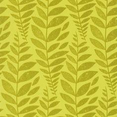 Odhni – Moss wallpaper from Designers Guild 1950s Wallpaper, Linen Wallpaper, Designers Guild Wallpaper, Designer Wallpaper, Surabaya, Subtle Ombre, Autumn Inspiration, Leaf Design, Shanghai