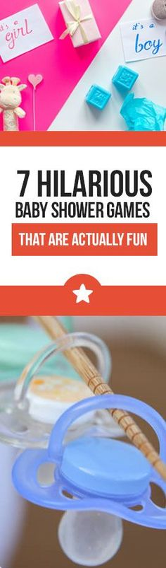 Your friends are expecting — a whole lot of fun, that is. Get the good times rolling at your next baby shower by incorporating some of these hilarious games. These activities are ideal for large crowds, so go ahead and invite the whole crew!