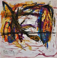 "Miguel Robledo Cimbrón : ""Diversidad IX "" (2017) Painting, Block Prints, Auction, Diversity, Paintings, Artists, Art, Painting Art, Painted Canvas"