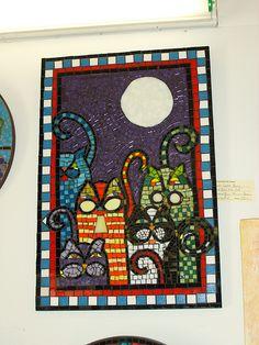 Boys Nite Out | by Susan Turlington Mosaics