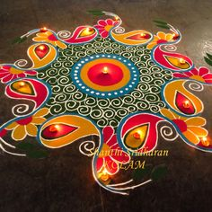 The 186 Best Rangoli Competition Images On Pinterest Beautiful