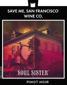 Save Me, San Francisco Wine Co. is a collaboration between esteemed winemaker James Foster and the San Francisco based, Grammy Award-winning rock band Train. Heads up: This post may contain affiliate links. If you purchase something through one of those links, you won't pay a penny more, but we may receive a small commission which helps us to keep drinking more wine. Cheers!