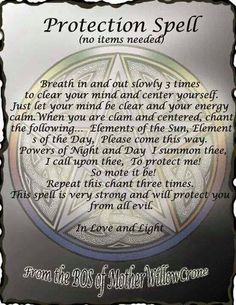White Magic Spells for Beginners Witchcraft Spells For Beginners, Healing Spells, Magick Spells, Wiccan Protection Spells, Spell For Protection, Luck Spells, Protection Prayer, Protection Tattoo, Family Protection