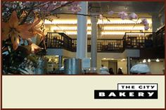 the city bakery, flatiron - breakfast & lunch - go for the chocolate chip cookies, hot chocolate & mac and cheese. healthy options available too!