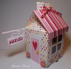 Valentine Milk Carton Sweet Shoppe