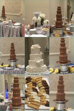 #happilyeveraftercreations #chocolatefountain #lindor Lindor, Chocolate Fountains, Melting Chocolate, Special Occasion, How To Memorize Things, Cake, Desserts, Food, Melt Chocolate