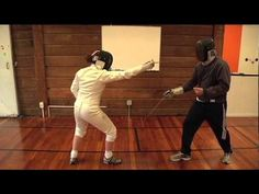 """Fencing Basics"" features Olympic Fencing Coach, Mike Pederson, as he walks you through Foil, Epee, and Sabre Fencing Techniques. This Vook features 8 amazin..."