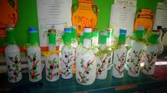 Μπουκάλι για  λάδι! Lava Lamp, Hanukkah, Activities, Kids, Crafts, Art, Olive Tree, Olive Oil, Projects