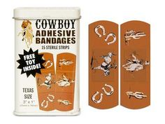They didn't come in Cowgirl tho
