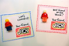 quotes+about+leggos   Sugar Swings! Serve Some: lego dude valentines....! You could use as invitation to a party.