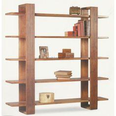 librero de madera sencillo - Buscar con Google