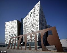 The new Titanic Belfast exhibition in Northern Ireland opened on March 31. The centre, whose design is based on the bow of the Titanic, capitalises on its unique location, built right beside the slipway where the liner was floated in 1911.