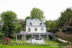Architecture, Decoration, Old Houses, Cabin, Mansions, House Styles, Home Decor, Modern Design, Villa
