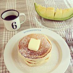 パンケーキ (pancakes)