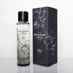 Abercrombie & Fitch Wakely Perfume by Dale Beato at Coroflot.com