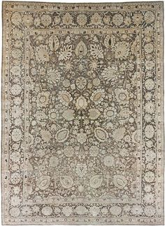 Beautiful faded rug