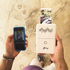 Pringo Portable Photo Printer #Photo, #Printer, #Wireless