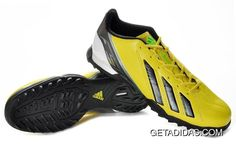 sports shoes d69a2 20952 ... Latest Release Adidas Adizero F50 TRX TF LEA-Yellow Black Green  Abrasion Resistant TopDeals, Price   88.88 - Adidas Shoes,Adidas Nmd, Superstar,Originals