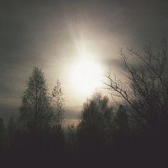 The Haze    #chasinglight #fartoodope