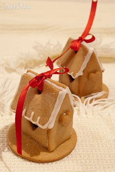 Casinhas de gingerbread