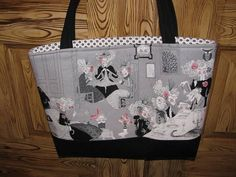 Tote by sewleighmyown, $30.00