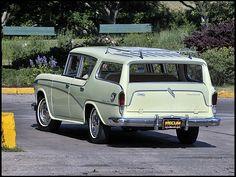 1956 Hudson Rambler Station Wagon Very Rare, Original SoCal Car presented as lot T129 at Monterey, CA 2012 - image2