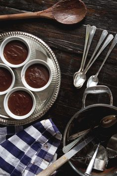 Chocolate Pudding from @Russell van Kraayenburg