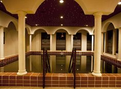 Apollo Wellness Club is famous for their mud wrappings and body massage services and treatment.