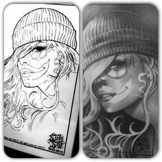 Steve soto tattoo drawing: Drawings Art Tattoo Drawingsdesign Tattoo ...