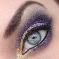 Breathtaking spring look by Lisanneblogt featuring #Sugarpill Weekender eyeshadow!